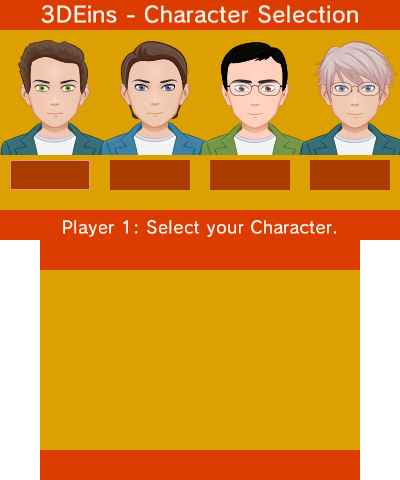 Char selection