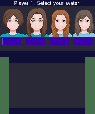 Avatar selection2