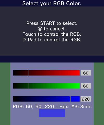 Rgb overlay