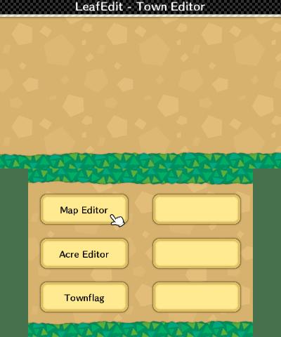 Town editor