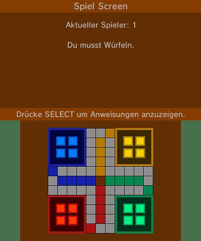 Game screen de