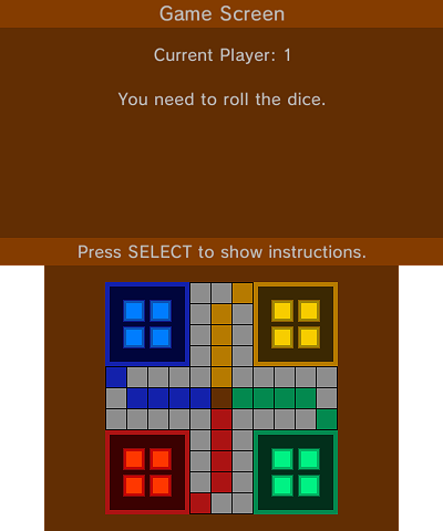 Game screen en