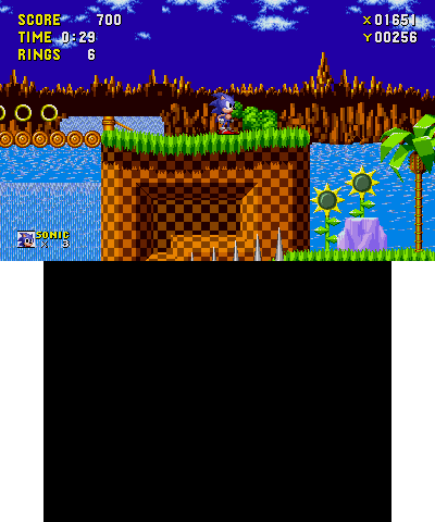 Sonic 1 green hill zone