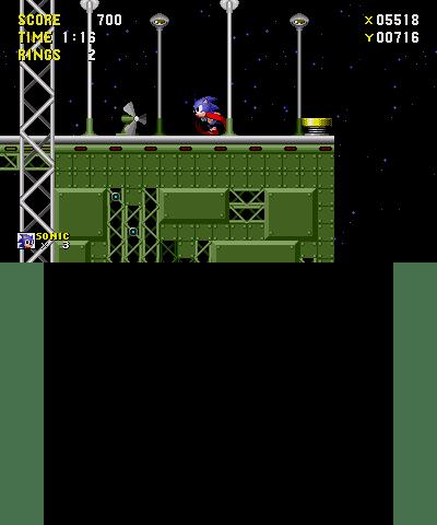 Sonic 1 star light zone