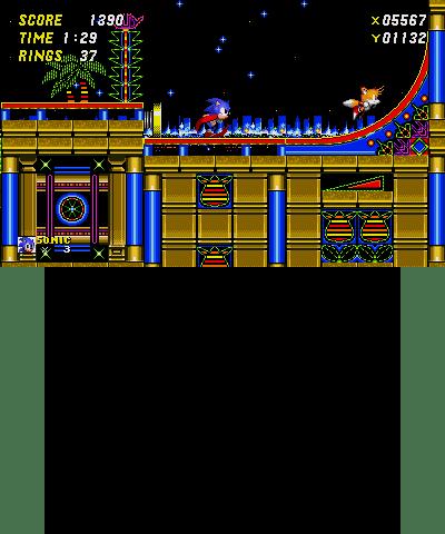 Sonic 2 casino night zone